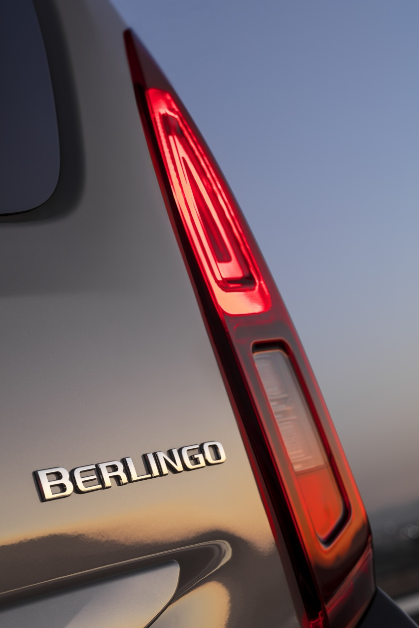 2018 Citroën Berlingo – new design, EMP2 platform Image #781953