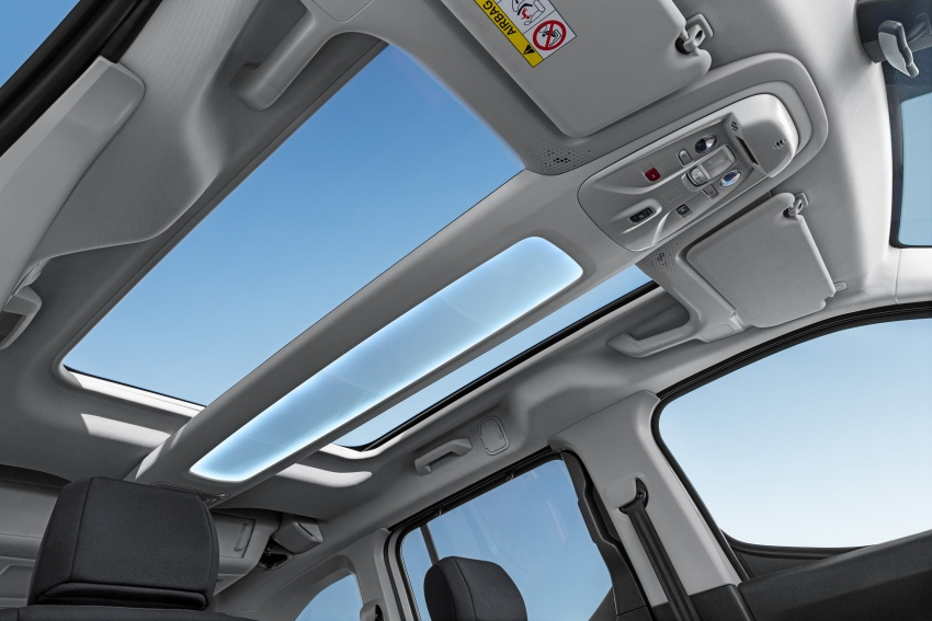2018 Citroën Berlingo – new design, EMP2 platform Image #781954