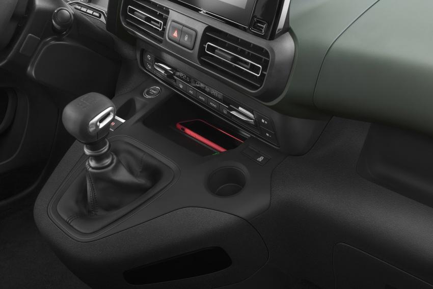 2018 Citroën Berlingo – new design, EMP2 platform Image #781955