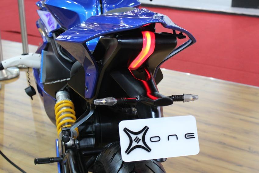 2018 Emflux One from India enters e-bike market Image #778157