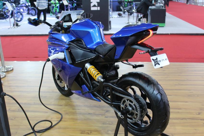2018 Emflux One from India enters e-bike market Image #778158