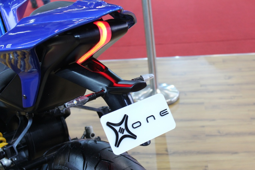 2018 Emflux One from India enters e-bike market Image #778148