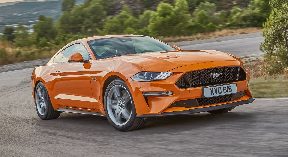 2018 ford mustang facelift australian debut mid year