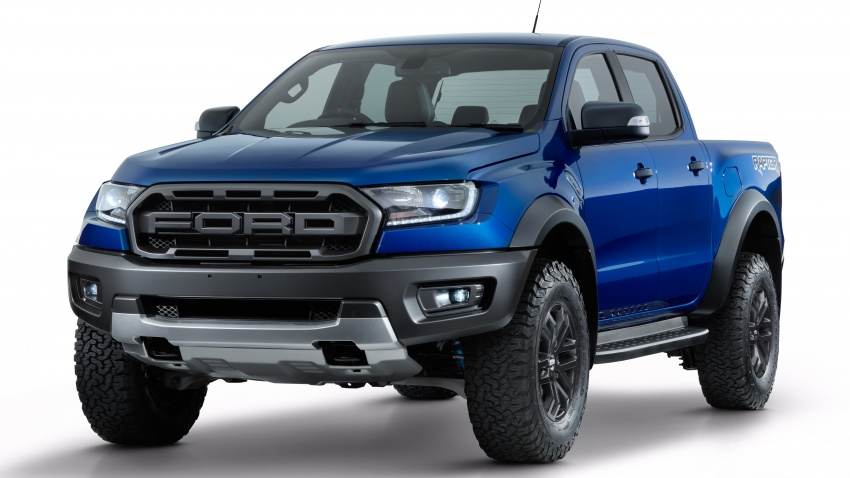 Ford Ranger Raptor debuts in Thailand – new 2.0L biturbo diesel, 213 PS, 500 Nm; 10-speed automatic! Image #776590