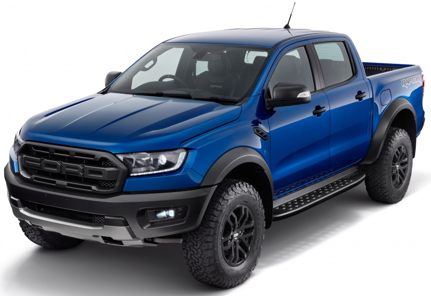 Ford Ranger Raptor debuts in Thailand – new 2.0L biturbo diesel, 213 PS, 500 Nm; 10-speed automatic! Image #776591