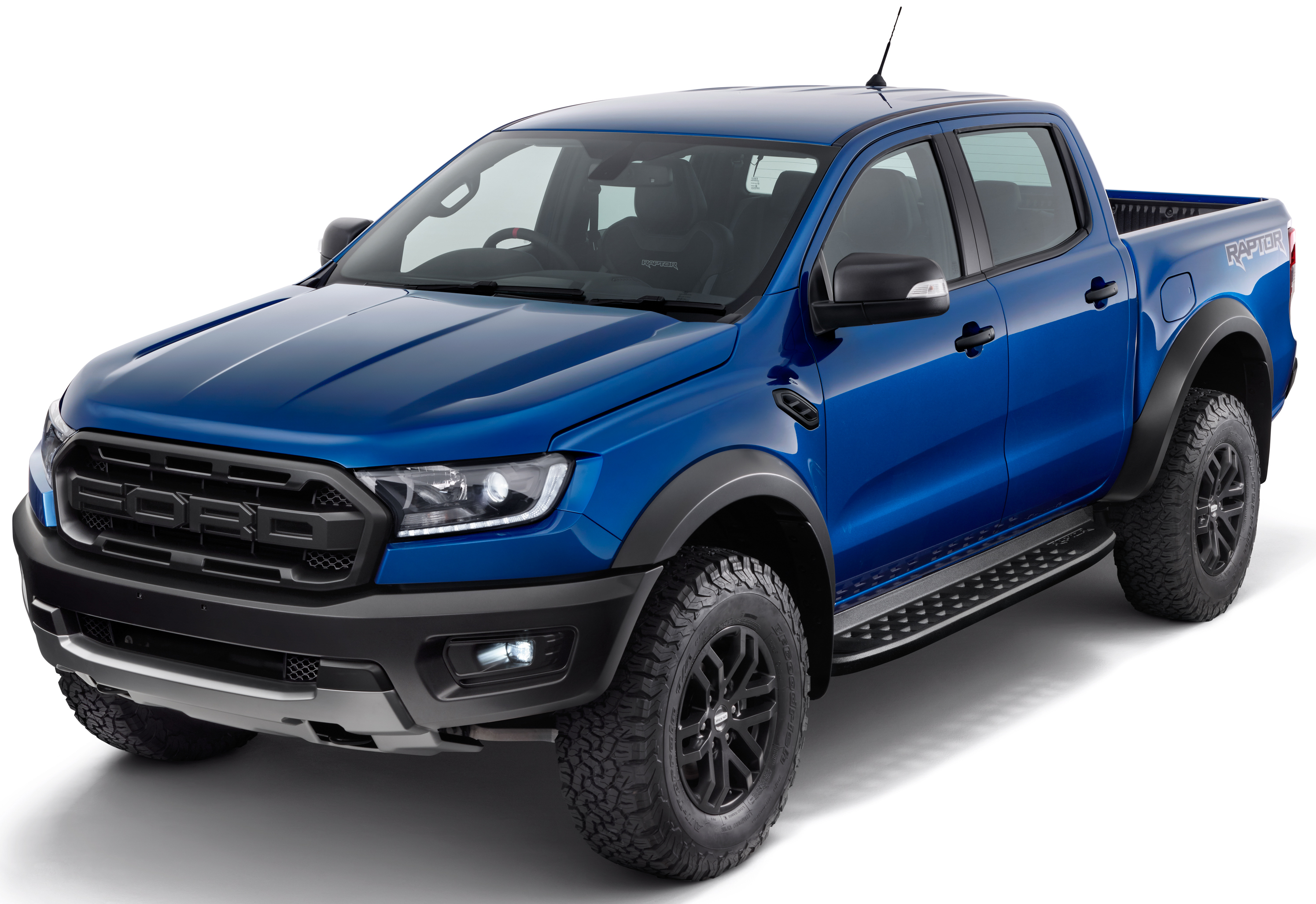 White Ford Raptor >> Ford Ranger Raptor debuts in Thailand – new 2.0L biturbo diesel, 213 PS, 500 Nm; 10-speed ...
