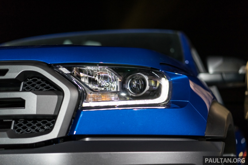 Ford Ranger Raptor debuts in Thailand – new 2.0L biturbo diesel, 213 PS, 500 Nm; 10-speed automatic! Image #776651