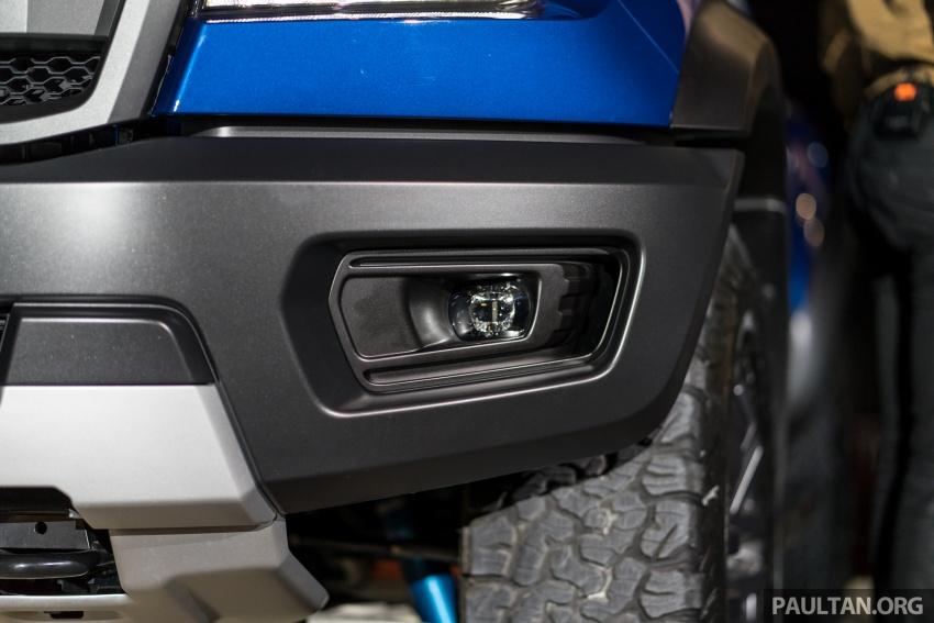 Ford Ranger Raptor didedahkan di Thai – 2.0L diesel, 2 pengecas turbo, 213 PS/500 Nm, 10-kelajuan auto! Image #776713