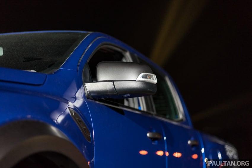 Ford Ranger Raptor didedahkan di Thai – 2.0L diesel, 2 pengecas turbo, 213 PS/500 Nm, 10-kelajuan auto! Image #776712