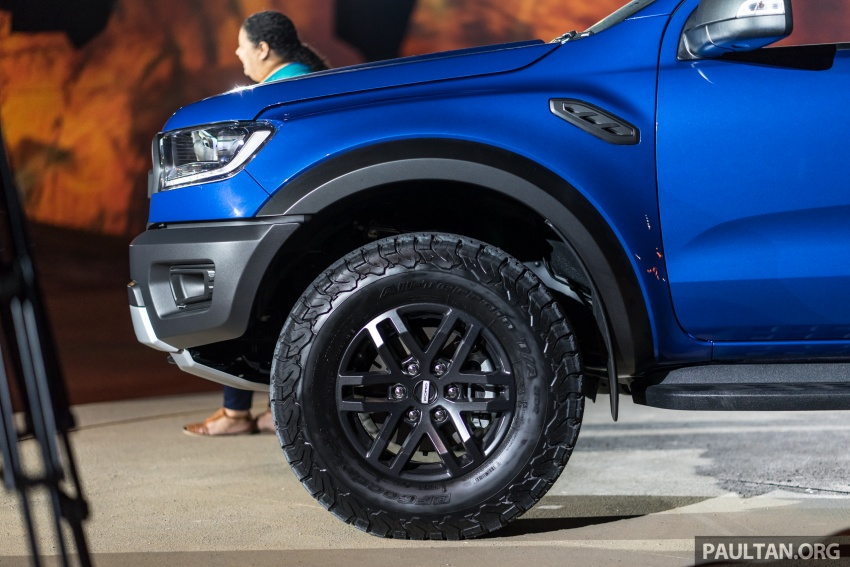 Ford Ranger Raptor debuts in Thailand – new 2.0L biturbo diesel, 213 PS, 500 Nm; 10-speed automatic! Image #776654