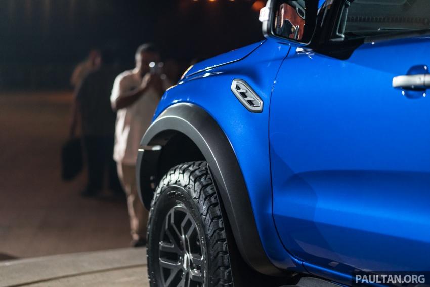 Ford Ranger Raptor didedahkan di Thai – 2.0L diesel, 2 pengecas turbo, 213 PS/500 Nm, 10-kelajuan auto! Image #776709