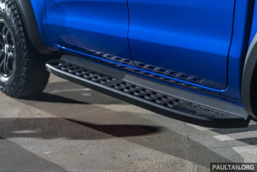 Ford Ranger Raptor didedahkan di Thai – 2.0L diesel, 2 pengecas turbo, 213 PS/500 Nm, 10-kelajuan auto! Image #776708