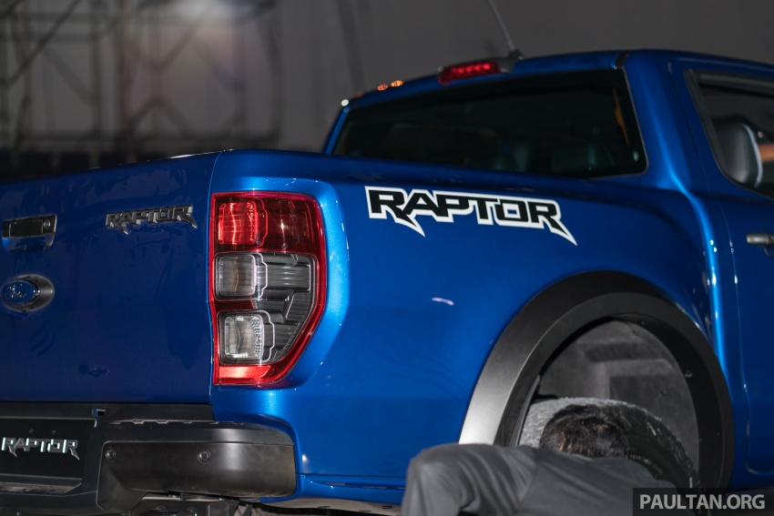 Ford Ranger Raptor debuts in Thailand – new 2.0L biturbo diesel, 213 PS, 500 Nm; 10-speed automatic! Image #776659