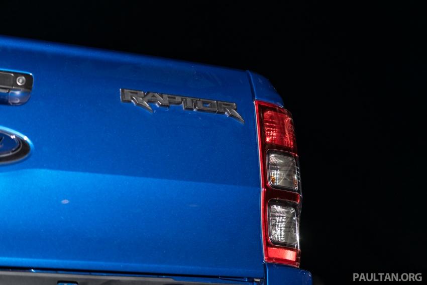 Ford Ranger Raptor didedahkan di Thai – 2.0L diesel, 2 pengecas turbo, 213 PS/500 Nm, 10-kelajuan auto! Image #776706