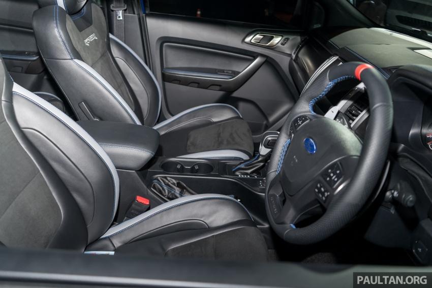 Ford Ranger Raptor didedahkan di Thai – 2.0L diesel, 2 pengecas turbo, 213 PS/500 Nm, 10-kelajuan auto! Image #776704
