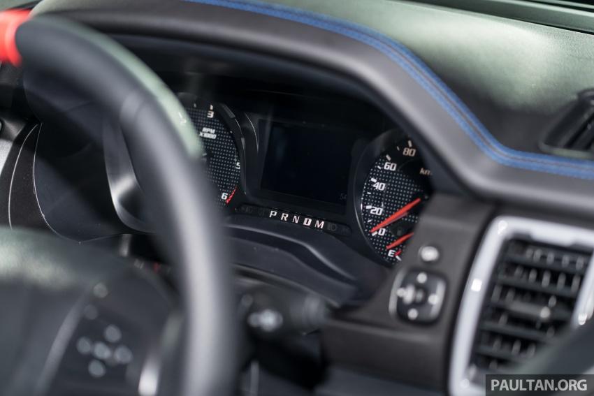 Ford Ranger Raptor didedahkan di Thai – 2.0L diesel, 2 pengecas turbo, 213 PS/500 Nm, 10-kelajuan auto! Image #776700