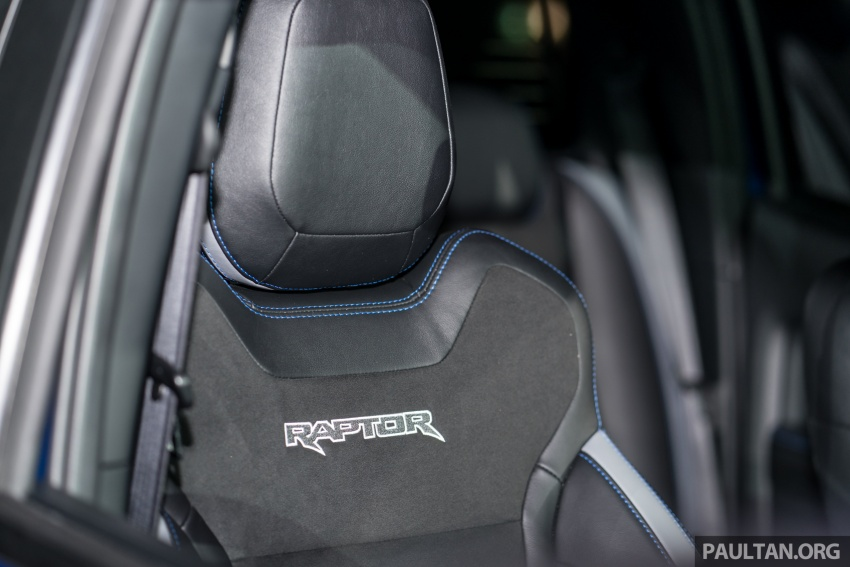 Ford Ranger Raptor didedahkan di Thai – 2.0L diesel, 2 pengecas turbo, 213 PS/500 Nm, 10-kelajuan auto! Image #776696