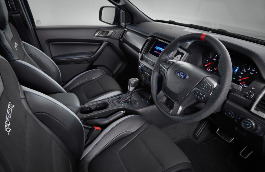 Ford Ranger Raptor debuts in Thailand – new 2.0L biturbo diesel, 213 PS, 500 Nm; 10-speed automatic! Image #776593