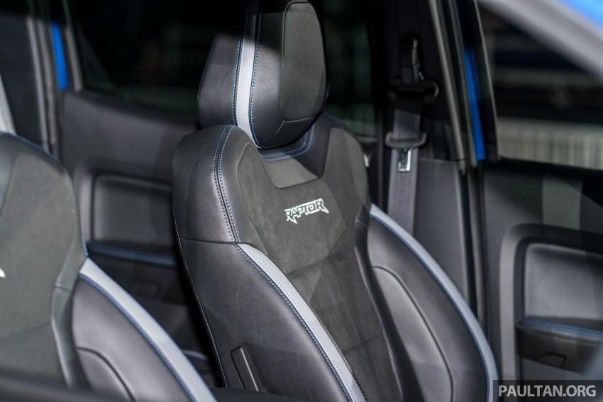 Ford Ranger Raptor didedahkan di Thai – 2.0L diesel, 2 pengecas turbo, 213 PS/500 Nm, 10-kelajuan auto! Image #776695
