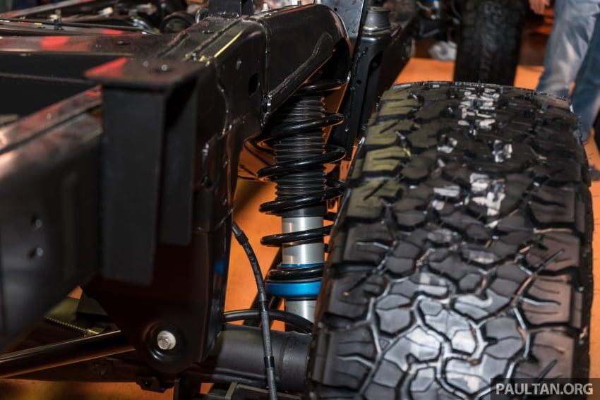 Ford Ranger Raptor didedahkan di Thai – 2.0L diesel, 2 pengecas turbo, 213 PS/500 Nm, 10-kelajuan auto! Image #776693