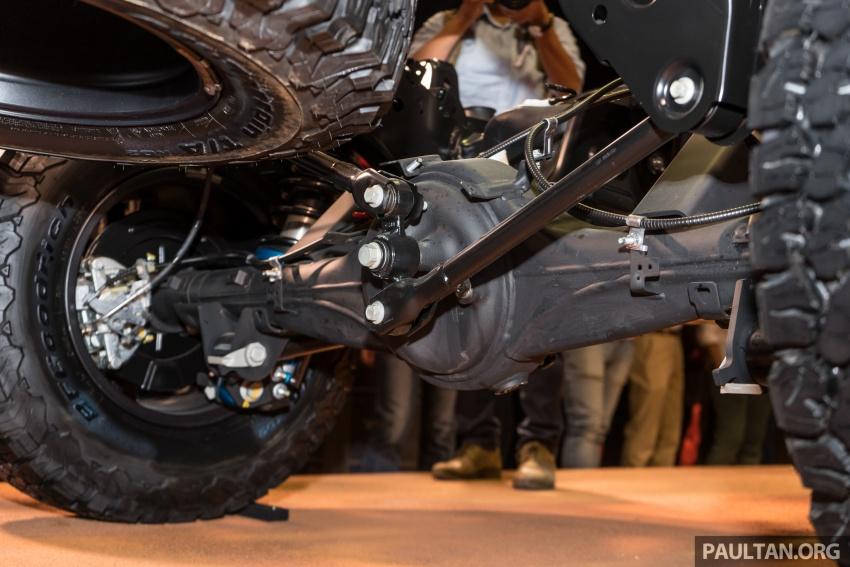 Ford Ranger Raptor didedahkan di Thai – 2.0L diesel, 2 pengecas turbo, 213 PS/500 Nm, 10-kelajuan auto! Image #776692