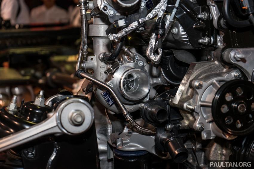 Ford Ranger Raptor didedahkan di Thai – 2.0L diesel, 2 pengecas turbo, 213 PS/500 Nm, 10-kelajuan auto! Image #776688