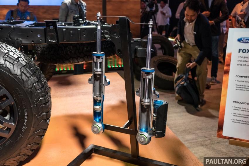 Ford Ranger Raptor didedahkan di Thai – 2.0L diesel, 2 pengecas turbo, 213 PS/500 Nm, 10-kelajuan auto! Image #776687