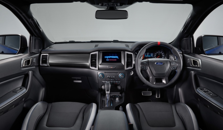 Ford Ranger Raptor debuts in Thailand – new 2.0L biturbo diesel, 213 PS, 500 Nm; 10-speed automatic! Image #776594