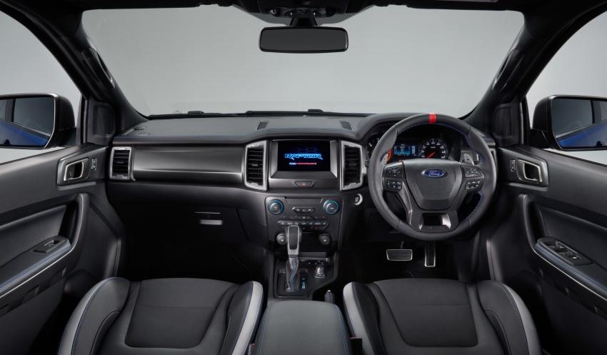 Ford Ranger Raptor didedahkan di Thai – 2.0L diesel, 2 pengecas turbo, 213 PS/500 Nm, 10-kelajuan auto! Image #776732