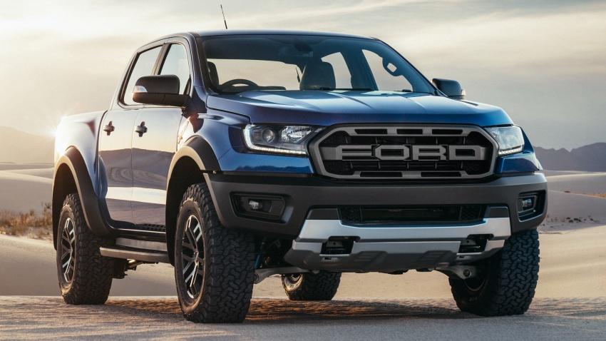 Ford Ranger Raptor didedahkan di Thai – 2.0L diesel, 2 pengecas turbo, 213 PS/500 Nm, 10-kelajuan auto! Image #776730