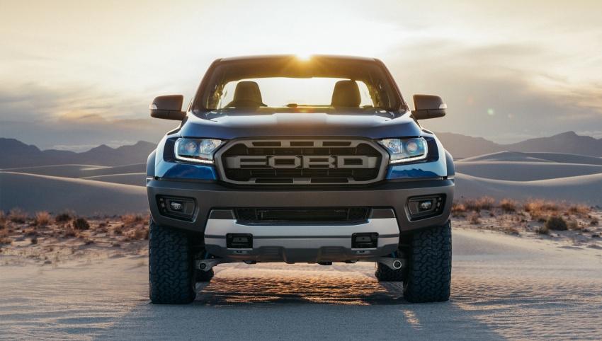 Ford Ranger Raptor didedahkan di Thai – 2.0L diesel, 2 pengecas turbo, 213 PS/500 Nm, 10-kelajuan auto! Image #776728
