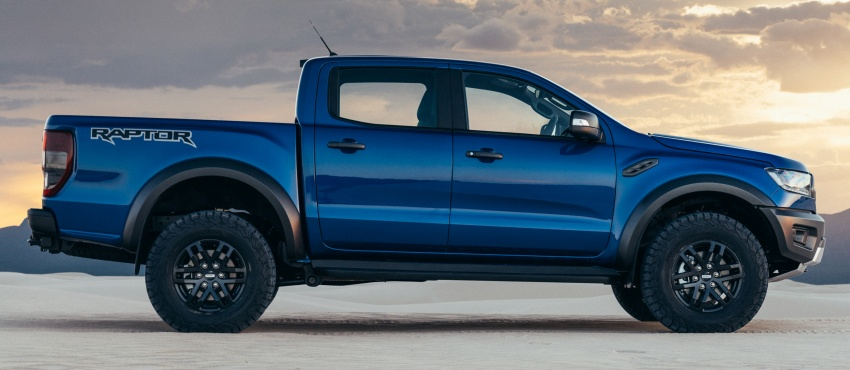 Ford Ranger Raptor debuts in Thailand – new 2.0L biturbo diesel, 213 PS, 500 Nm; 10-speed automatic! Image #776598