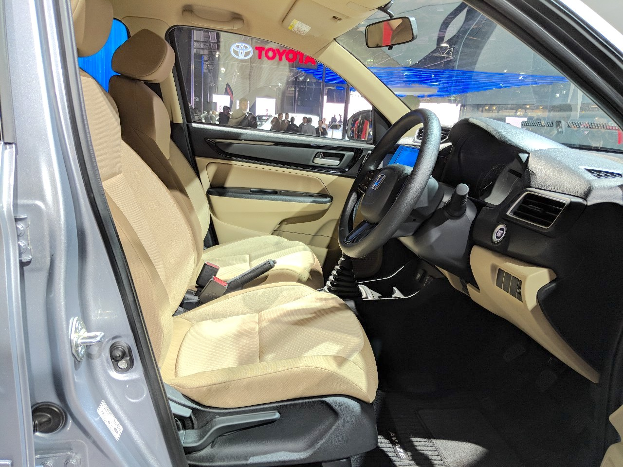GALLERY: 2018 Honda Amaze – new interior on show Image 777112