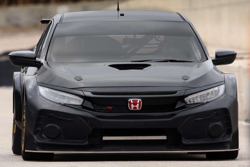 FK8 Honda Civic Type R will join BTCC line-up in 2018 Image #784322