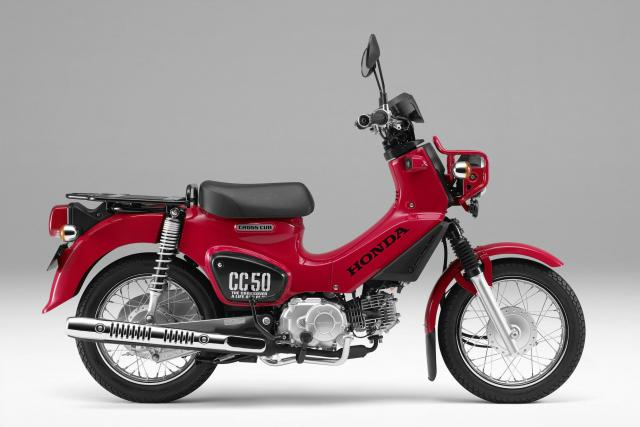 2018 Honda Cross Cub 110 and 50 go on sale in Japan Image #776523