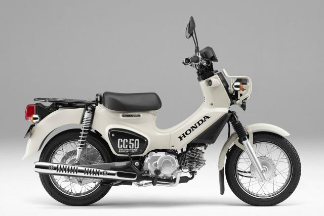 2018 Honda Cross Cub 110 and 50 go on sale in Japan Image #776524