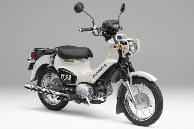 2018 Honda Cross Cub 110 and 50 go on sale in Japan Image #776525