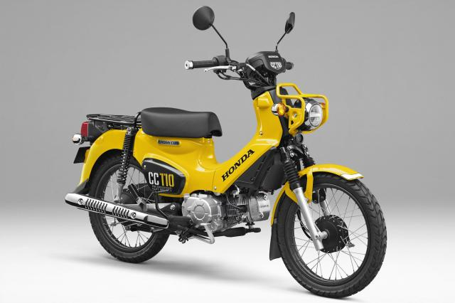 2018 Honda Cross Cub 110 and 50 go on sale in Japan Image #776528