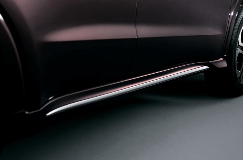 2018 Honda HR-V facelift – new looks, Honda Sensing as standard, priced from RM76k to RM103k in Japan Image #779771