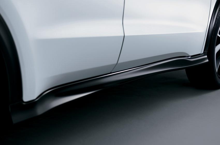 2018 Honda HR-V facelift – new looks, Honda Sensing as standard, priced from RM76k to RM103k in Japan Image #779772