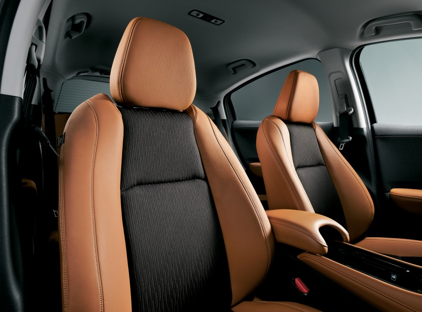 Honda HR-V facelift 2018 muncul di Jepun – Honda Sensing standard untuk semua varian, RM76k-RM103k Image #780037