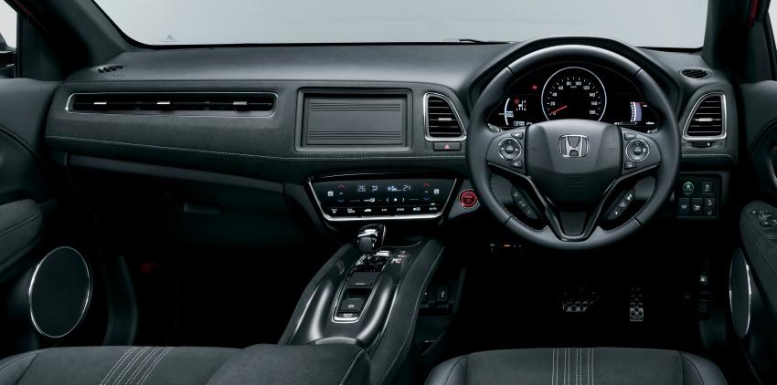 Honda HR-V facelift 2018 muncul di Jepun – Honda Sensing standard untuk semua varian, RM76k-RM103k Image #780010