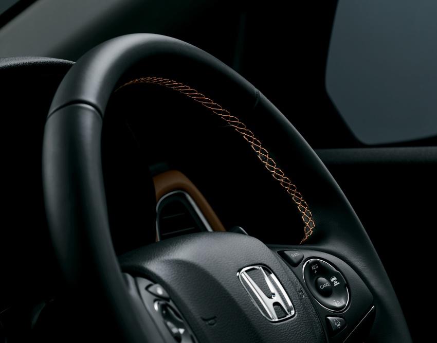 Honda HR-V facelift 2018 muncul di Jepun – Honda Sensing standard untuk semua varian, RM76k-RM103k Image #780047