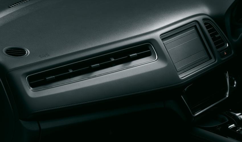Honda HR-V facelift 2018 muncul di Jepun – Honda Sensing standard untuk semua varian, RM76k-RM103k Image #780090