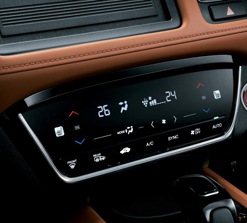 Honda HR-V facelift 2018 muncul di Jepun – Honda Sensing standard untuk semua varian, RM76k-RM103k Image #780104