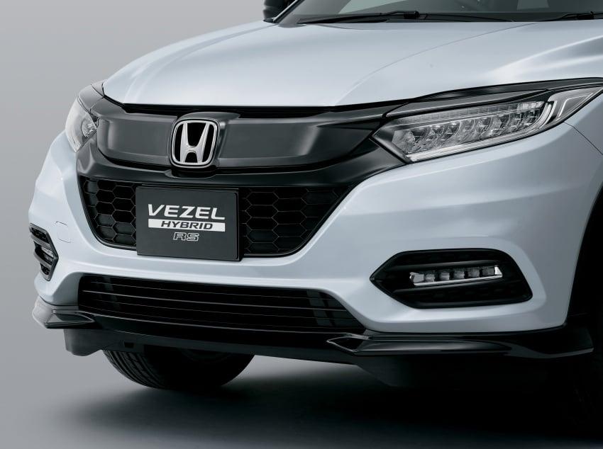 Honda HR-V facelift 2018 muncul di Jepun – Honda Sensing standard untuk semua varian, RM76k-RM103k Image #779970