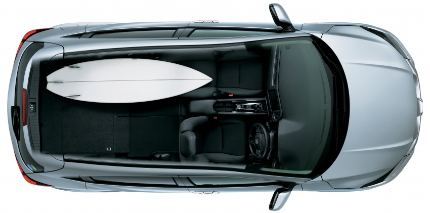 Honda HR-V facelift 2018 muncul di Jepun – Honda Sensing standard untuk semua varian, RM76k-RM103k Image #780004