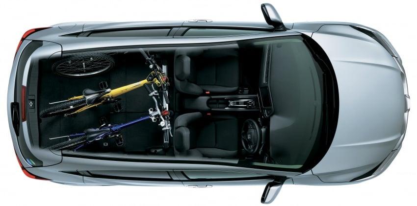 Honda HR-V facelift 2018 muncul di Jepun – Honda Sensing standard untuk semua varian, RM76k-RM103k Image #780006