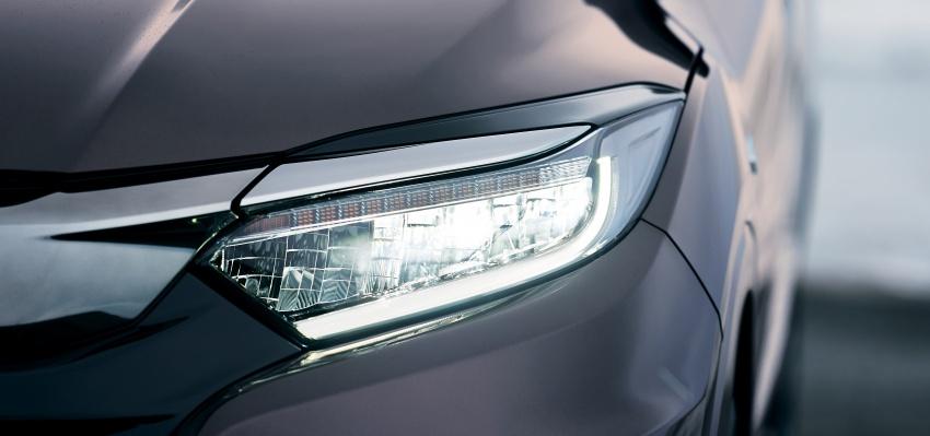 Honda HR-V facelift 2018 muncul di Jepun – Honda Sensing standard untuk semua varian, RM76k-RM103k Image #779981