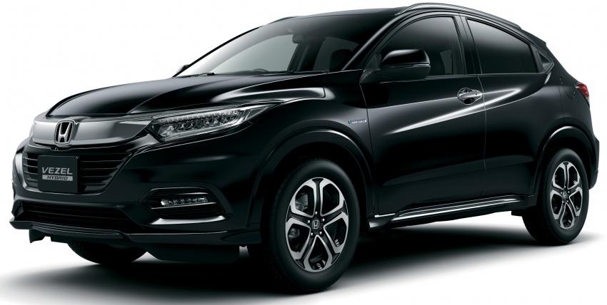 2018 Honda HR-V facelift – new looks, Honda Sensing as standard, priced from RM76k to RM103k in Japan Image #779745